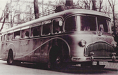 Autobús antiguo